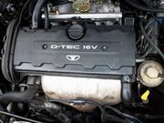 Daewoo Leganza мотор двигатель 2, 0і авторозборка